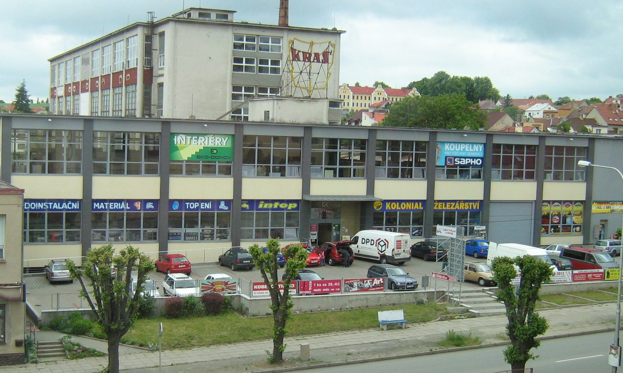 Centrum Kras Boskovice
